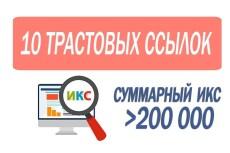 Обратные ссылки - СЕО - ссылочная пирамида 34 - kwork.ru