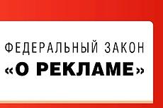 Правовая экспертиза 8 - kwork.ru