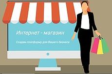 Интернет - магазин с простым, интуитивно понятным управлением для всех 196 - kwork.ru