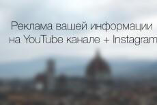 Создам сценарий для промо-ролика или инфографики 5 - kwork.ru