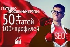 """Готовая РК Яндекс Директ """"Свадебные букеты"""" 3 - kwork.ru"""