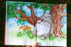 Нарисую иллюстрацию, фон, концепт арт 15 - kwork.ru