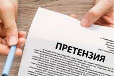 Подготовлю документы в суд 4 - kwork.ru