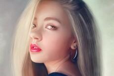 Портрет аватарка для социальных сетей 18 - kwork.ru