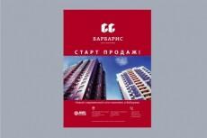 Разработаю макет листовки, флаера или брошюры 28 - kwork.ru