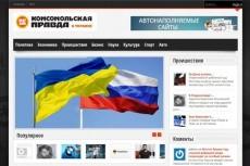Продам автонаполняемый авто сайт 4 - kwork.ru