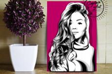 Нарисую Ваш поп-арт портрет 9 - kwork.ru