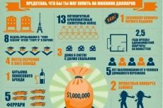 Нарисую инфографику 75 - kwork.ru