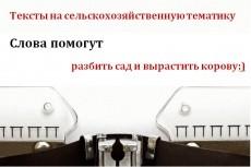 напишу качественный текст до 3000 зн. б.п. 6 - kwork.ru
