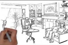 Сделаю для вас поздравительную открытку в технике doodle - видео 23 - kwork.ru