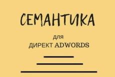 Семантическое ядро до 400 сгруппированных ключей c расчётом KEI 25 - kwork.ru