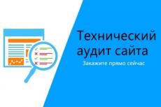 Проведу аудит сайта 14 - kwork.ru