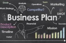 Бизнес-план 21 - kwork.ru