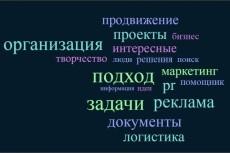 Наберу русский и английский текст 3 - kwork.ru