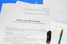 Составление и подача исковых заявлений, возражений, жалоб 3 - kwork.ru
