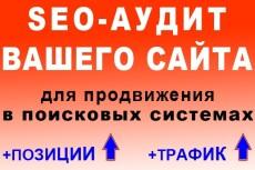 Отчет по дизайну, юзабилити, эргономике сайта 20 - kwork.ru