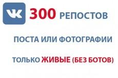 1000 лайков поста или фотографии в vk 5 - kwork.ru