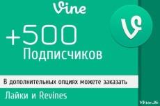 6000+ качественных просмотров видеоролика на YouTube  и 50 лайков 4 - kwork.ru