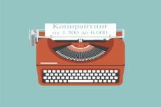 Перепечатка текста с PDF-скана, фото, рукописей около 22.000 символов 17 - kwork.ru