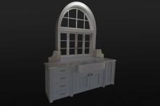 Нарисую дизайн-проект мебели 14 - kwork.ru