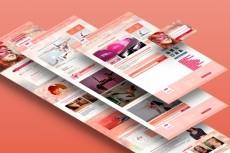 Уникальный дизайн сайта под ваш товар или услугу 17 - kwork.ru