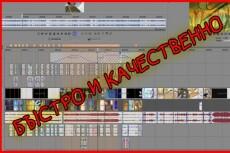 Быстрый монтаж видео 26 - kwork.ru