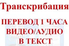 Набор текста, перевод текста в электронный вид с печатного 3 - kwork.ru
