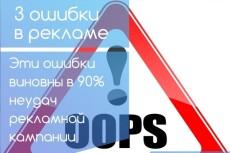 Максимальный анализ конкурентов в контексте и SEO 11 - kwork.ru