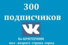 400 Репостов Вконтакте, за 1 день. Настоящие пользователи 5 - kwork.ru