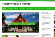 Продам сайт про Компьютеры обзоры премиум Автонаполняемый 21 - kwork.ru