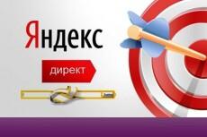 Рекламная кампания РСЯ Яндекс Директ на 100 ключей 21 - kwork.ru