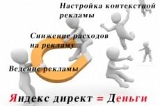 Оптимизация Яндекс. Директ 20 - kwork.ru