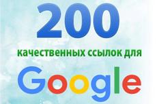 Больше 25 вечных ссылок с сайтов с ТИЦ больше 1000 3 - kwork.ru