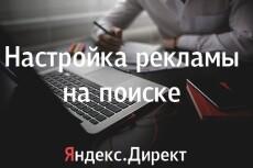 Качественная настройка контекстной рекламы Яндекс.Директ 13 - kwork.ru
