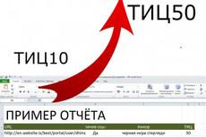 Размещение 100 вечных ссылок на трастовых сайтах с ТИЦ от 50 до 300 26 - kwork.ru