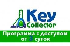Соберу горячие ключевые слова (семантику) для контекстной рекламы 3 - kwork.ru