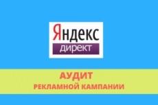 Настрою недорогую бюджетную кампанию в Яндекс Директ 31 - kwork.ru