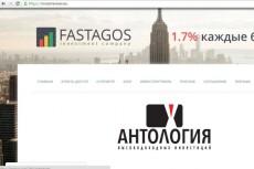 Адаптирую html шаблон под Ваш контент 21 - kwork.ru