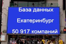 База данных компаний Нижнего Новгорода 36431 контактов 30 - kwork.ru