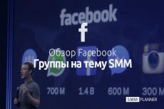 Добавлю 2000 вечных подписчиков на паблик в Facebook 20 - kwork.ru