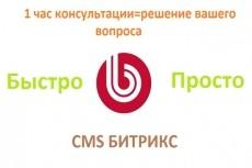 Установка 1С Битрикс 8 - kwork.ru