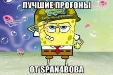 Статейный прогон по 30 сайтам + Бонус 11 - kwork.ru