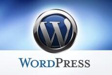Создам сайт на WP, поставлю тему и нужные плагины 6 - kwork.ru