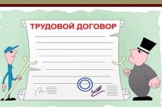 Составлю трудовой договор 9 - kwork.ru