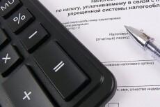 Подготовлю отчетность в ФСС, ПФР, ифнс 9 - kwork.ru