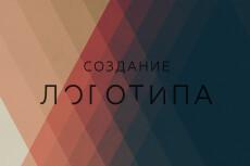Дизайн логотипа по вашим предложениям и эскизам 3 - kwork.ru
