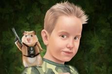 Нарисую ваш портрет 22 - kwork.ru
