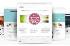 обучу как создать сайт-портфолио на WordPress 5 - kwork.ru