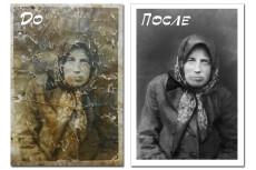 Портрет карандашом 25 - kwork.ru