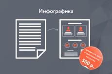 Инфографика 18 - kwork.ru